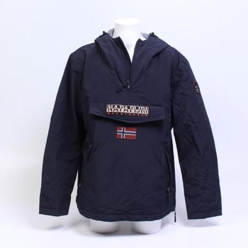 Pánská bunda Napapijri odstín modré