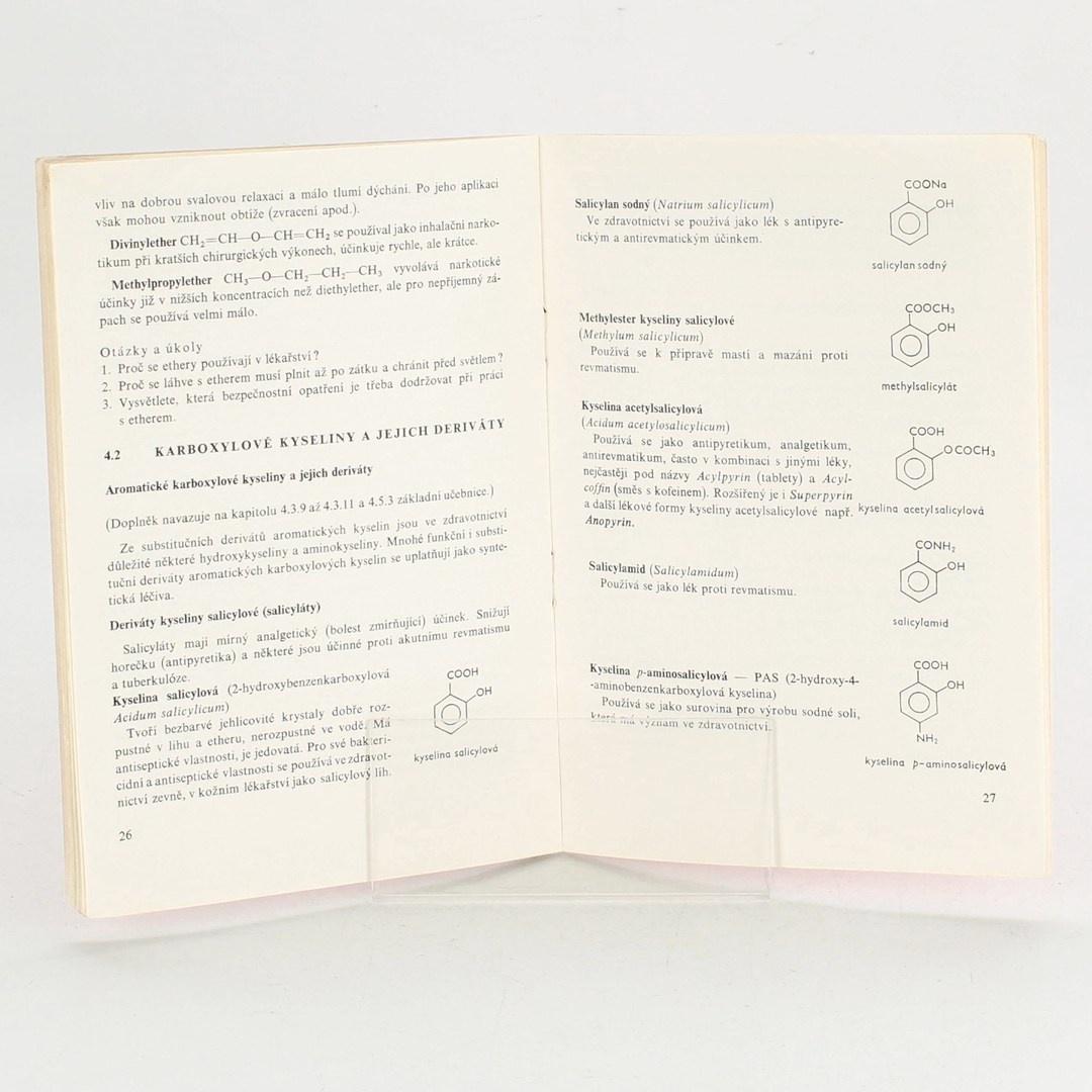 Kniha Doplněk k učivu chemie