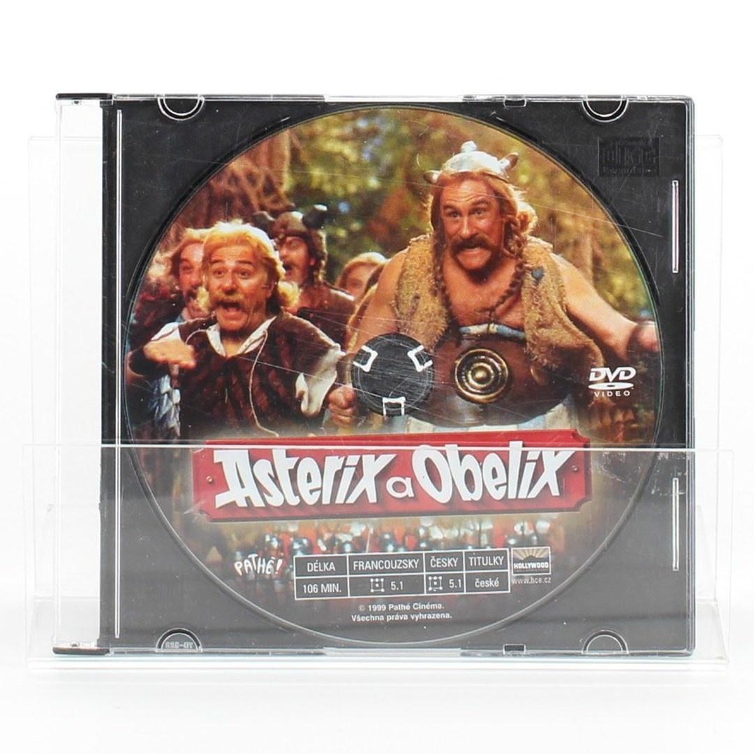 DVD film Asterix a Obelix