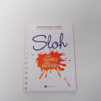 Učebnice Sloh od šestky do devítky