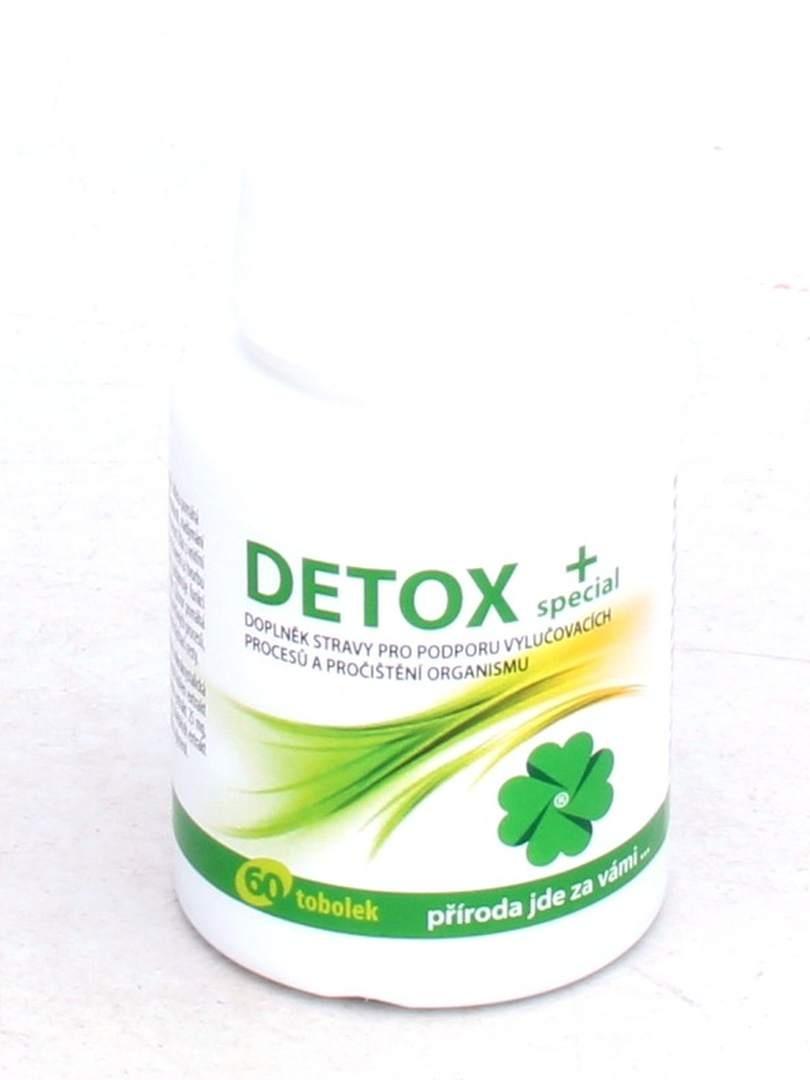Doplněk stravy Detox