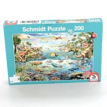 Puzzle Schmidt 56253 Dinosaurus