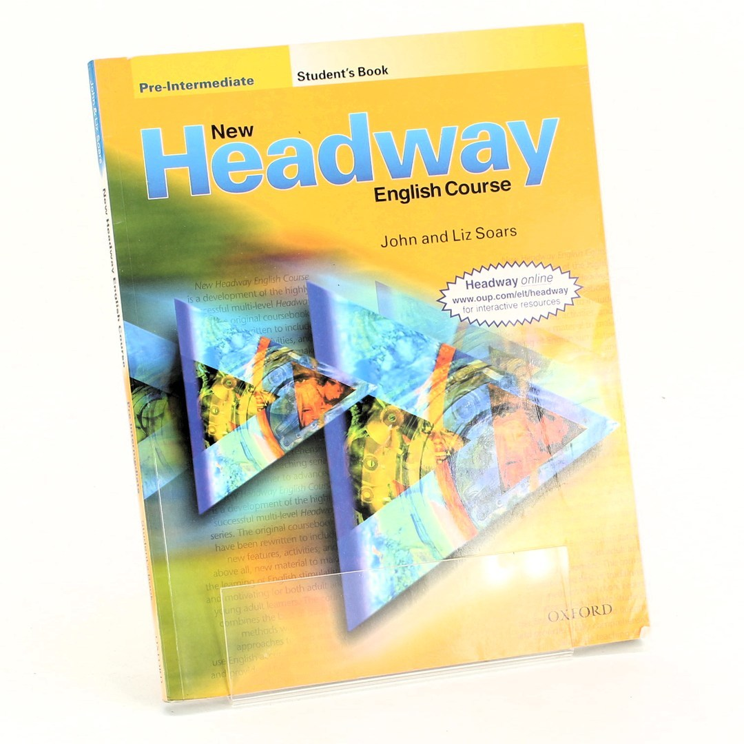 Kniha New Headway Englis Course