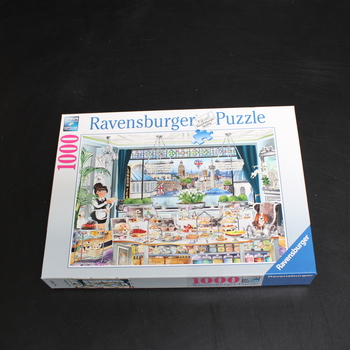 Puzzle Ravensburger London Tea 13985