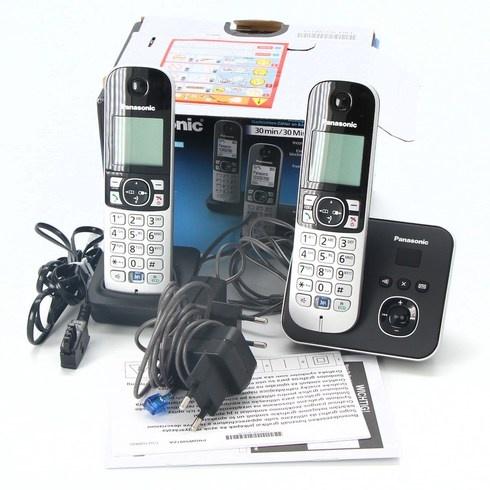 Domácí telefon Panasonic KX-TG6822