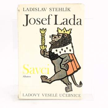 Kniha Ladislav Stehlík a Josef Lada: Savci