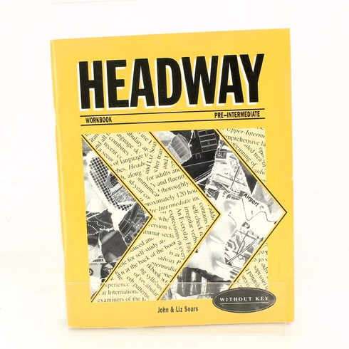 Kniha Headway Workbook Pre-intermediate