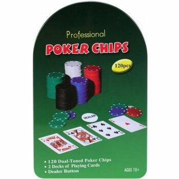 Pokerová sada Lamps 38828