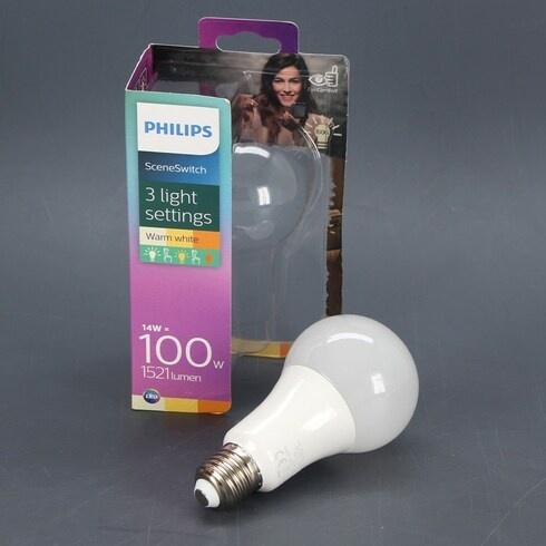 LED žárovka Philips SceneSwitch 100W