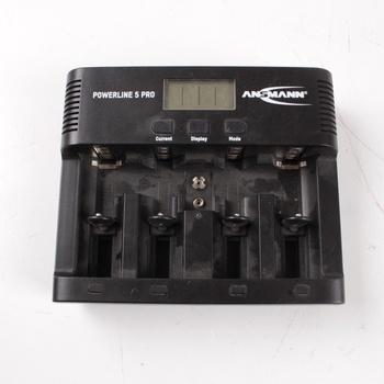 Nabíječka baterií Ansmann Powerline 5 Pro