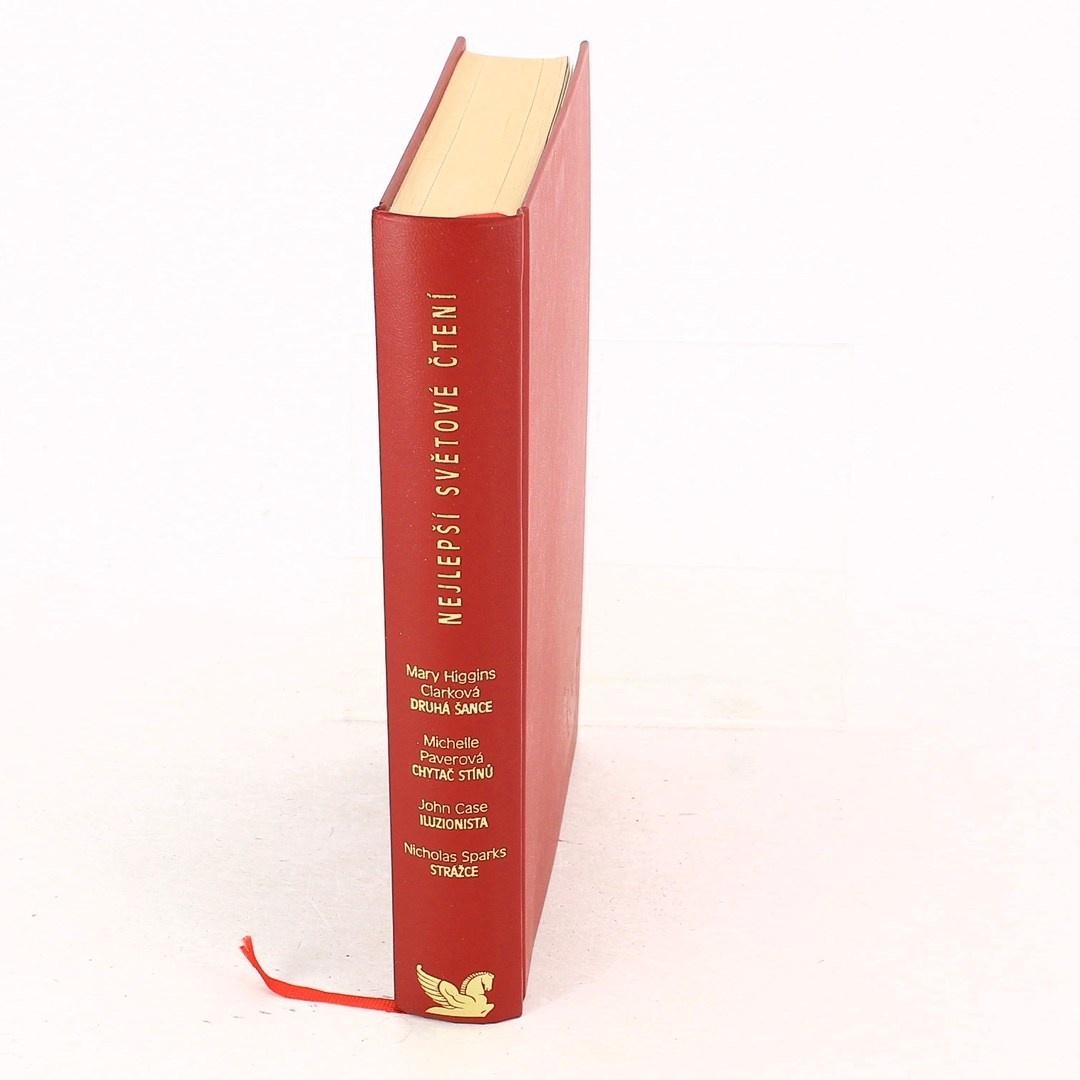 Kniha Nejlepší světové čtení 2000 - 2