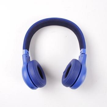 Bezdrátová sluchátka JBL E45BT modrá