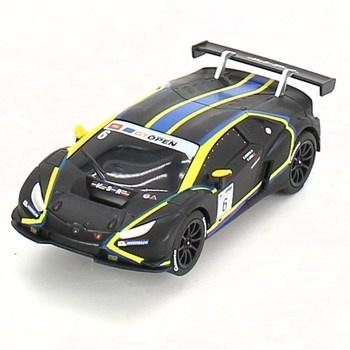 Autíčko na autodráhu Carrera 64137 GO!!!
