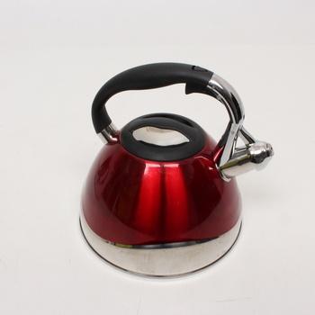 Červená konvice Kela 11658