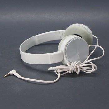 Kabelová sluchátka Sony MDRZX310W.AE