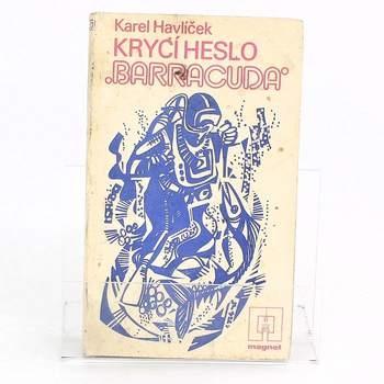 Kniha Krycí heslo ,,Barracuda