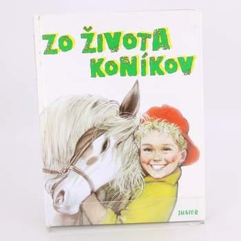Dětská knížka Zo života koníkov