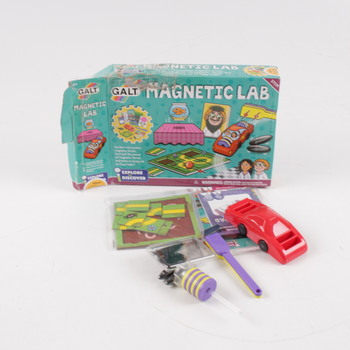 Magnetická laboratoř Galt