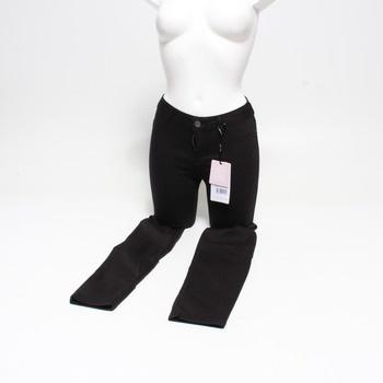 Dámské kalhoty Naf Naf Skinny černé vel. 32