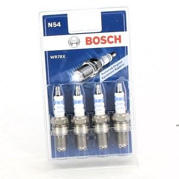 Zapalovací svíčky Bosch WR78X - N54