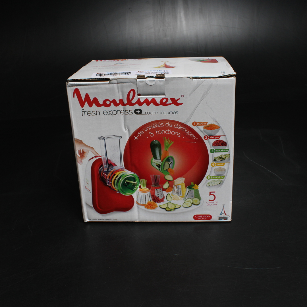 Elektrické struhadlo Moulinex Fresh express