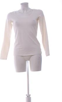 Dámské tričko Esmara bílé dlouhý rukáv