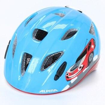 Dětská cyklistická přilba Alpina A9710 47-51