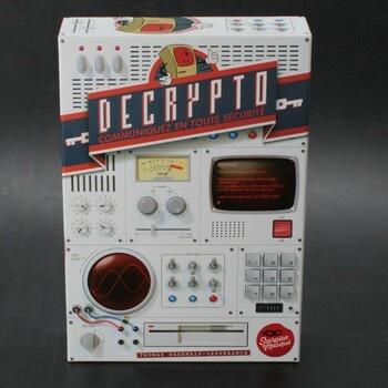Párty hra Scorpion Masque Decrypto FRA