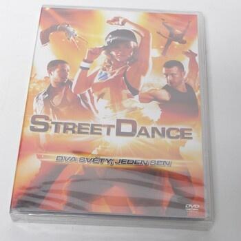 DVD film Street Dance 2D + 3D