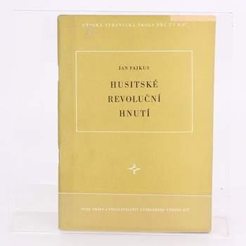 Brožura Husitské revoluční hnutí Jan Fajkus