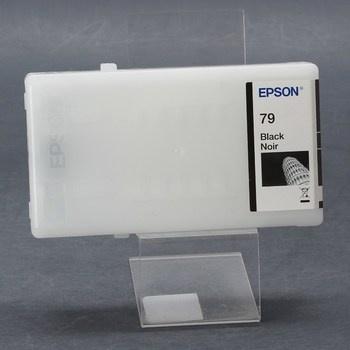 Inkoustová cartridge Epson 79 - černá