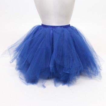 Dámská sukně řasená vícevrstvá