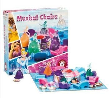 Společenská hra Piatnik Musical Chairs