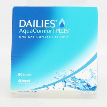 Kontaktní čočky Dailies Aqua Comfort PLUS