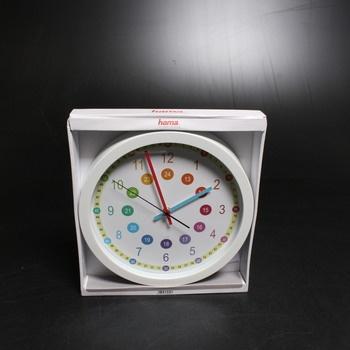 Nástěnné hodiny Hama Easy 00176917