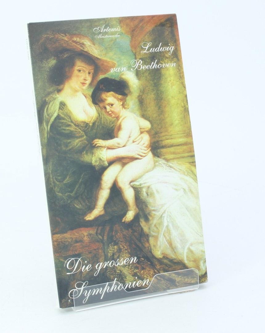 CD Ludwig van Beethowen: Die grossen Symphonien