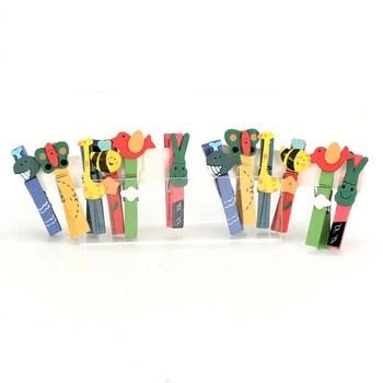 Dekorativní kolíčky Legler