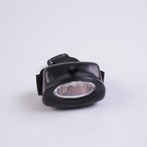 LED čelovka s pěti diodami