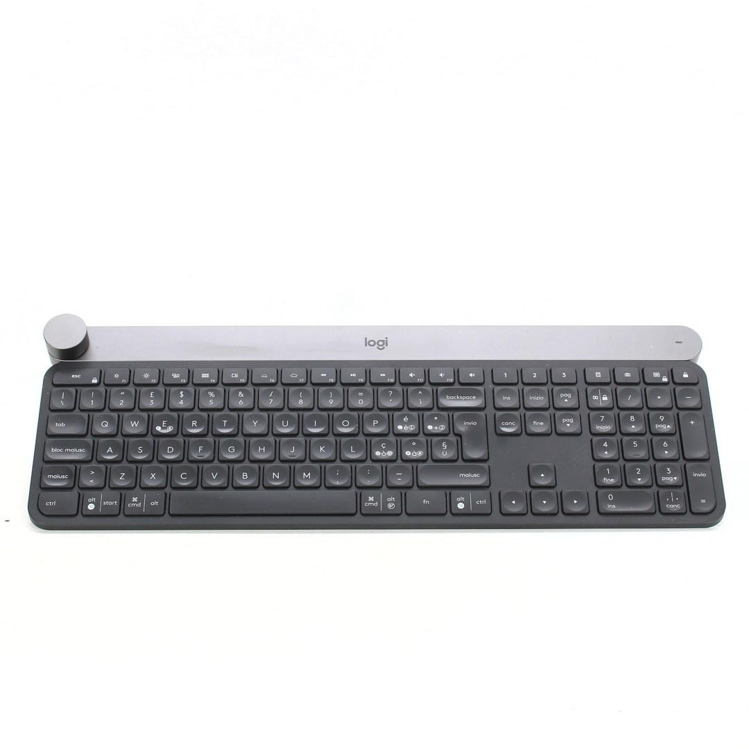 Bezdrátová klávesnice Log