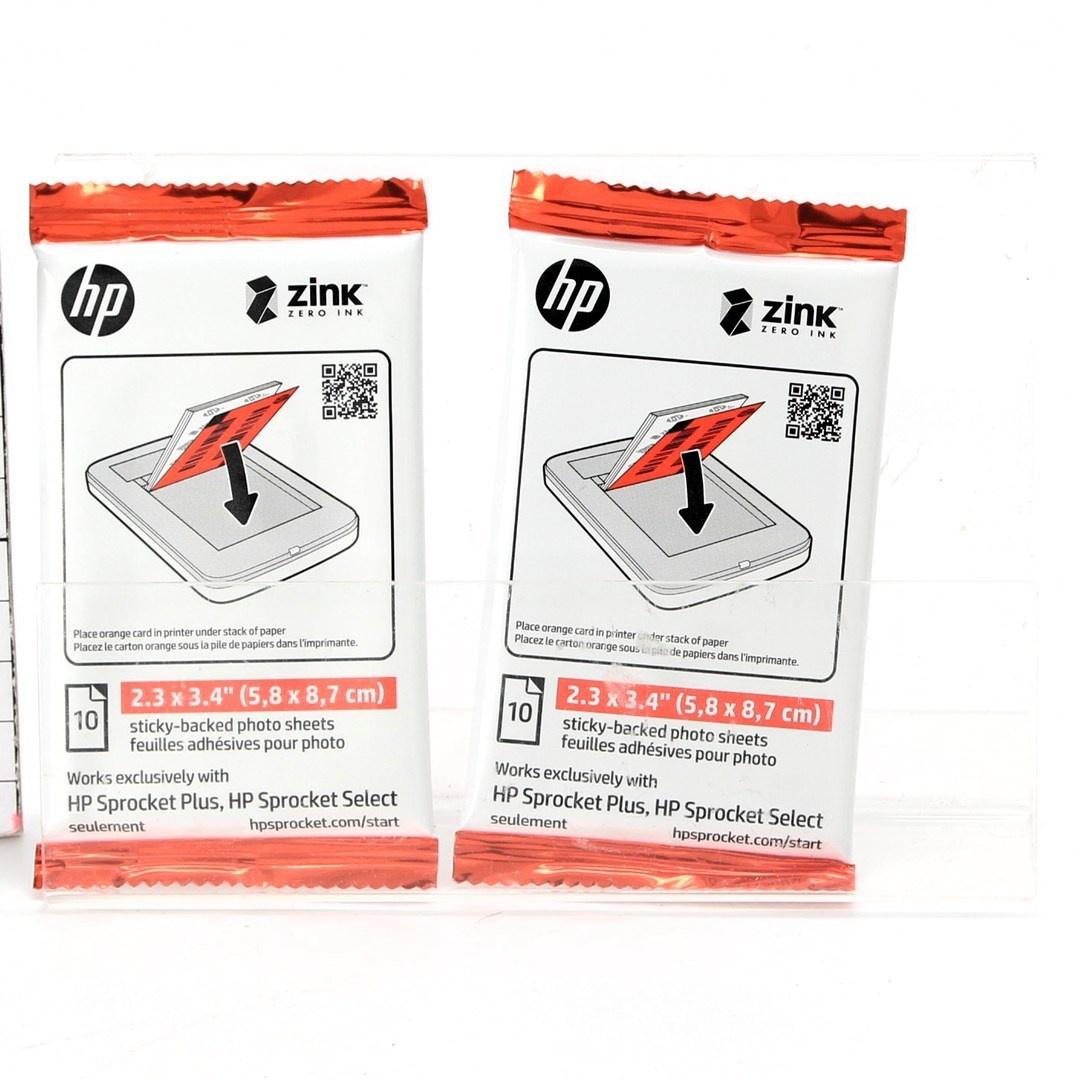 Fotopapír fotokazeta do tiskárny HP 2LY72A