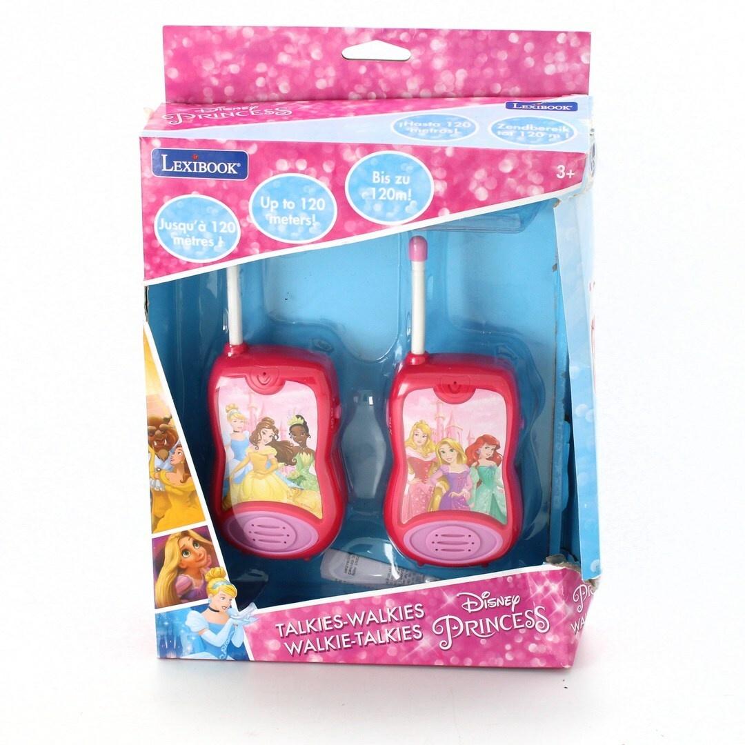 Vysílačky Lexibook Disney Princess
