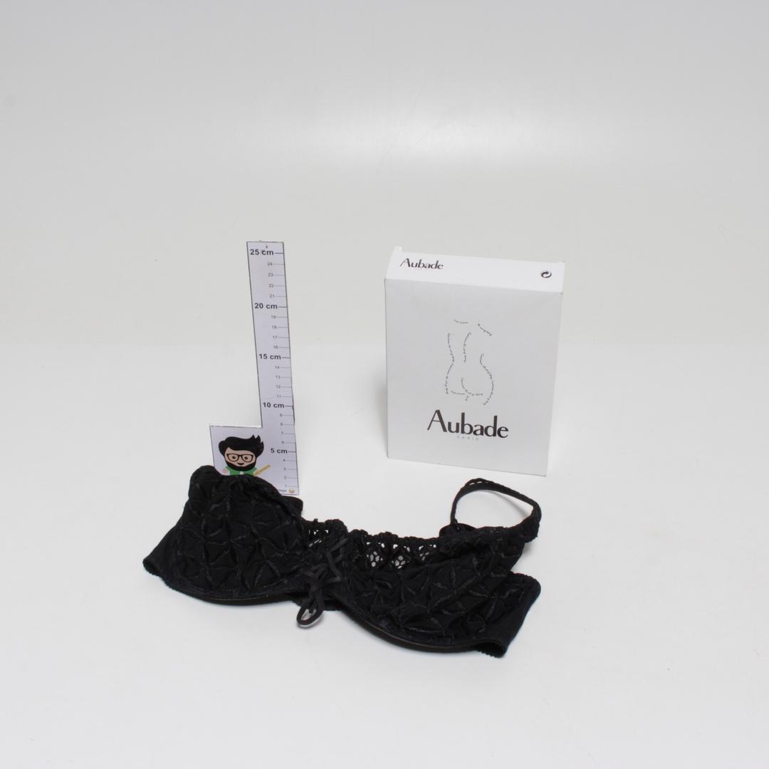 Dámská podprsenka Aubade černá vel. 75F