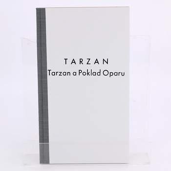 Kniha E. R. Burroughs: Tarzan a Poklad Oparu