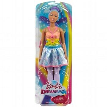 Panenka Barbie FJC87 Dreamtopia Duha