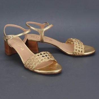 Dámské sandále Unisa Gita - LMT Peeptoe