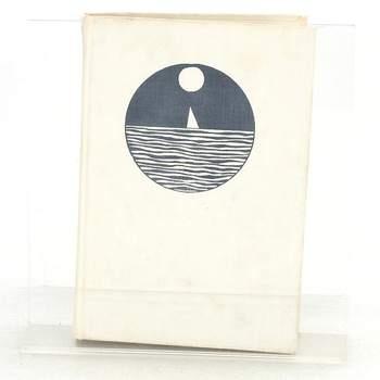 Kniha Na obzoru plachta bílá Valentin Katajev
