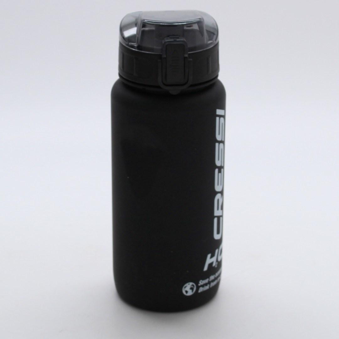 Sportovní lahev Cressi H20 černá