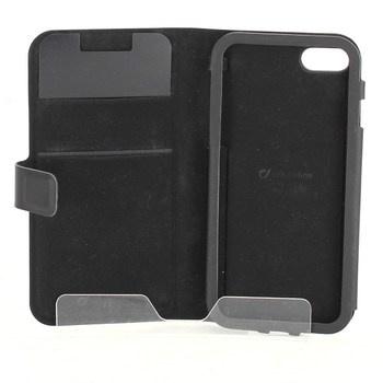 Flipové pouzdro CellularLine iPhone 7 černé