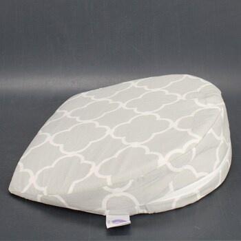 Klínový polštář Chicco 08079925440000 šedý
