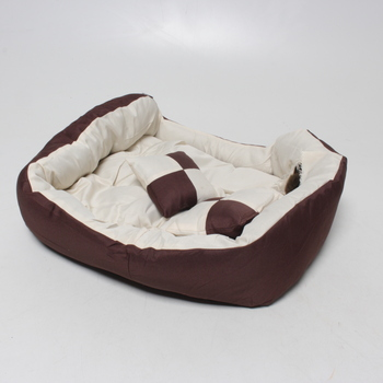 Pelech pro psa Dibea Cushio s polštářky